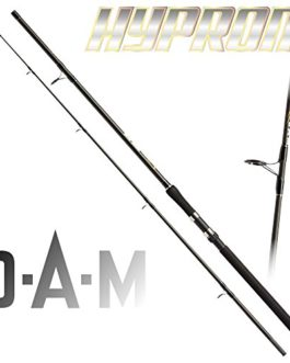 2 pcs. DAM Hypron ALLROUND 200, 100-200g/3,53-7,06oz – Canne à pêche allround (double pack)