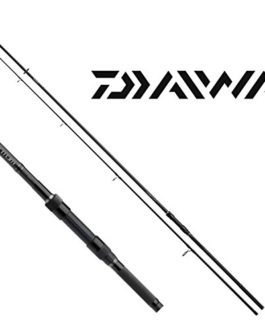 2 pcs. Daiwa Phantom Carp II 2300, 3,6m/11,81ft 3lbs, 2 brins – Canne à carpe (double pack)