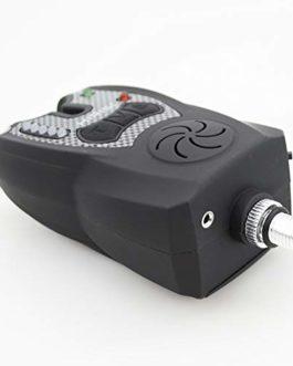 3x Pêche à la carpe Bite alarme numérique avec capteur de lumière nuit