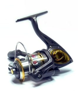 AF2000A 5 Ball Bearings Aluminum Spool Freshwater Spinning Fishing Reel FR378