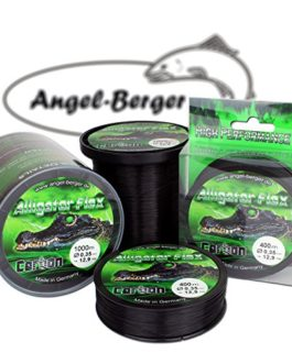 Angel Berger Alligator Flex carbone fil de pêche