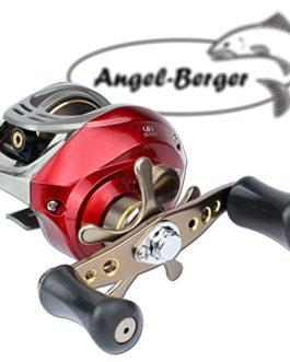 Angel Berger Bait Cast Rouleau Multi Rouleau LH