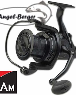 Angel-Berger Dam Quick 5 SLS 7000 FS Moulinet de pêche