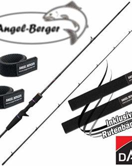 Angel-Berger YAGI Cast Canne à pêche Dam Effzett
