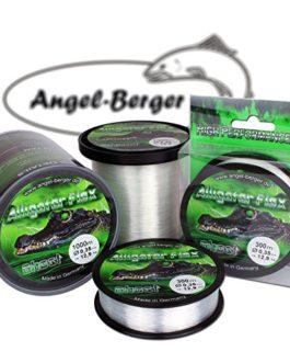 Angel berger, fil à pêche Alligator Flex Ghost, différentes résistances et longueurs