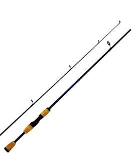 Bâton 1.8m Spinning Jigging Pêche D'eau Douce Non-carbone Canne À Pêche Pour La Pêche En Mer
