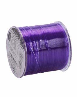CUSHY 500m Nylon Ligne de pêche Japonaise Durable Monofilament Rocher Ligne de pêche Daiwa Fil en Vrac Bobine Tous Taille 4 Couleurs 0,4 à 8,0: Violet, 0,6
