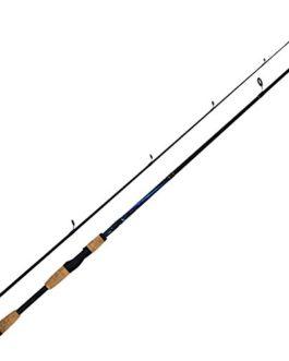 Canne à pêche 1.8m Casting Rod en acier au carbone de moulage Spinning Jigging pêche canne à pêche d'eau douce