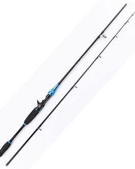 ZZY Carbone 1.8/2.1/2.4M tige de bâti de canne à pêche pour la pêche en mer