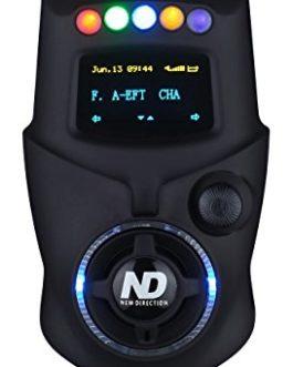 New Direction Tackle R9 Mini Récepteur Bluetooth Coffret de Détecteurs