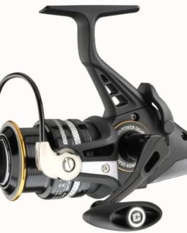 Cormoran 19-00400 Moulinet Black Master 8 PIF 4000 7 roulements à Billes récupération 83 cm Noir/Argenté