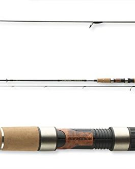 Cormoran Fibre de Carbone Black Master Spin Canne à Pêche 3,00m 20-60g