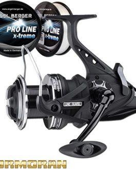 Cormoran Pro Carp GbR 7Pif Moulinet gratuit Pro Line X-Treme Ficelle