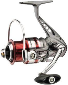 Cormoran rouleau spinmor 6pif 3500 5bb, rouge, argent, récupération :  74 cm – 12-86350