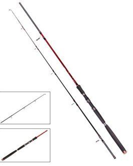 DAM Steelpower Black Tuna – Canne en mer, 2.40m, 40 60lb, 2