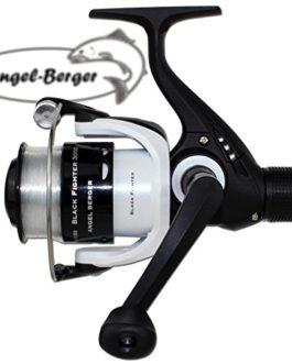 DAM moulinet de spinning avec frein aRRIERE angel berger custom edition