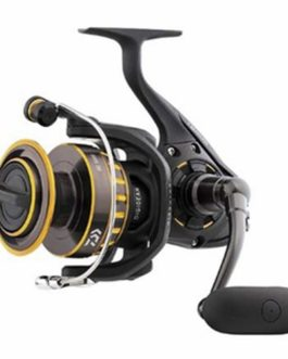Daiwa BG 2000 Black & Gold Series Spinning Lumière douce Reel NIB