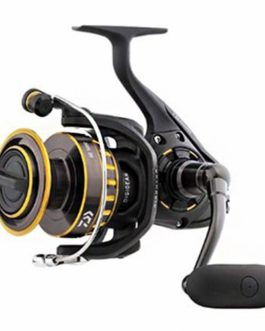 Daiwa BG 5000 Black & Gold Series Spinning Medium Saltwater Reel NIB