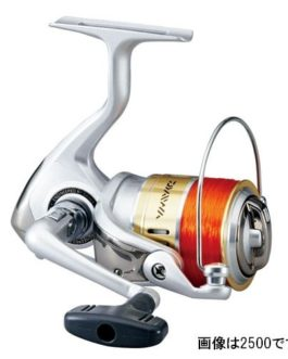 Daiwa (Moulinet 13 World Spin 2000 N ° 3 -80 m Fil
