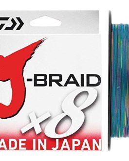 Daiwa J Braid X 8 500m Multicolore