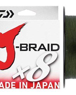 Daiwa J Braid X 8 500m Vert