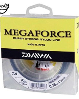 Fil Daïwa Megaforce Gris 270 m 18/100