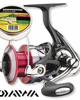Daiwa Ninja 3012A 4BB + Ligne de pêche profilée