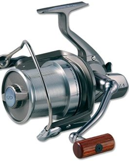 Daiwa Tournament Basia 45 AQD Magnesium – Moulinet de luxe carpe
