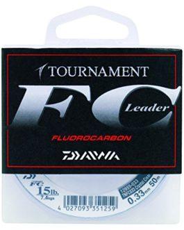 Daiwa Tournament FC Leader – 0,30mm – 6,3Kg – Translucide – 50m
