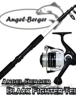 Dam Angel Kit canne à pêche télescopique et rôle Angel Berger Custom Edition