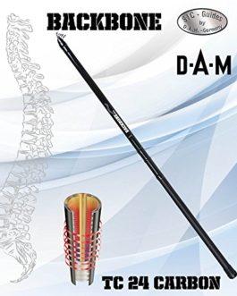 Dam Backbone Bolo, 5-25g–Canne à pêche + Gratuit K bolognaise de Don caoutchouc poisson
