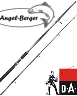 Dam Camaro anguille 602,70m 30-60g anguille Canne Canne télescopique avec Angel Berger Canne à pêche ruban