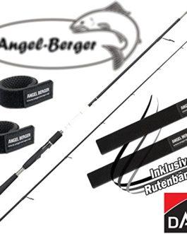 Angel-Berger DAM CULTUS Spin Canne à pêche tous les modèles Band Canne à pêche