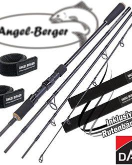 Angel-Berger DAM Quadra safar Canne à pêche Spin Canne à pêche de voyage Tous les modèles Canne à pêche Ruban