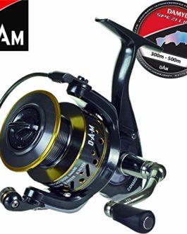 Dam Quick Camaro 640 FD Rouleau d'araignée avec Frein Avant et Cordon spécial Damyl