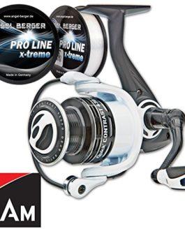 Dam Quick Contrast FD Moulinet gratuit Pro Line X-Treme Ficelle