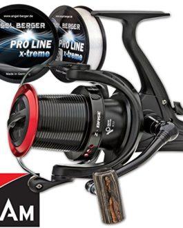 Dam Quick Z Base de pêche à la carpe rôle gratuit Pro Line X-Treme Ficelle