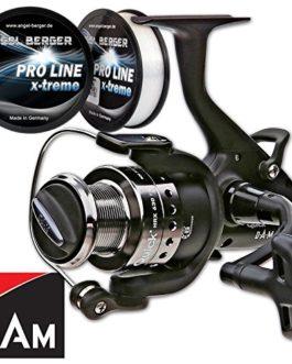 Dam Quick hrx FS Moulinet gratuite Pro Line X-Treme Ficelle