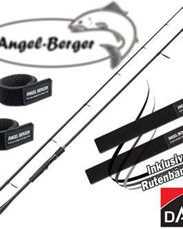 Dam effzett Impulse Drop Shot tous les modèles avec bande Angel Berger Canne à pêche
