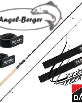 Angel-Berger DAM Effzett Optimus Spin Canne à pêche tous les modèles Band Canne à pêche