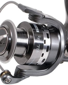 FLADEN MAXXIMUS FX1130 FREESPOOL Front Drag (10 + 1 BB) Fixed Spool Reel with 1 Spare Spools – For Carp and Similar Fishing [11-7530] by FLADEN