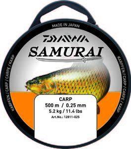 Daiwa Samurai Carpe