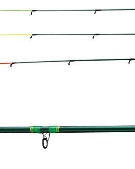 Fladen Chieftain Feeder Ledger Canne à pêche Composite/10ft/3m 2pièces (avec 3embouts à bouton poussoir)–Idéal pour les bas de pêche et d'alimentation Ledger [12-35300-1]