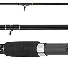 Fladen Chieftain Match Canne à pêche d'eau douce 3pièces–11M/3,3m–idéal pour l'Initiation à la pêche avec poisson d'argent [12-29330-1]