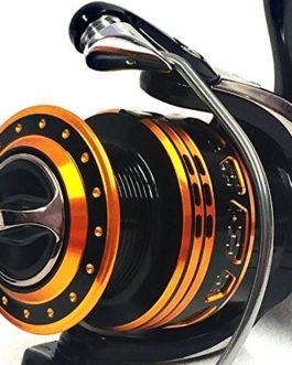 Fladen Maxximus 13à roulement à billes FD30et FD40exclusif haute qualité Avant Moulinet–fixe en aluminium ventilé Bobine avec bobine de rechange–pour eau douce et légère et mer