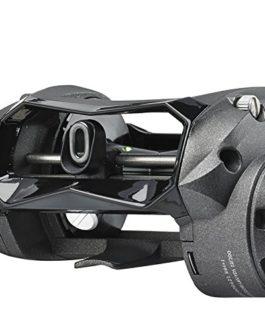 Fladen Maxximus Low Profile Noir l'eau 8roulements à Billes en métal Main Droite Mer Bateau Moulinet multiplicateur–pour Frais et Sel Waters [11-1101]