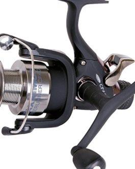 Fladen Maxximus cf40FreeRunner Frein avant (8+ bobine 1BB -) à bobine fixe avec 2bobines de rechange–pour pêche à la carpe et similaires [11-0140]