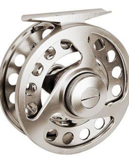 Fladen Pêche–Maxximus S Large de qualité supérieure en aluminium Argent Marine Fly Reel–Grande tonnelle Sel résistant (Poids 10-11WT) [11-011011]