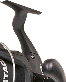 Fladen Vantage 45rd130/rd140& rd150(1BB) Bobine longue fixe Moulinet à frein arrière pré-monté 6Ligne–3,5kg sur Bobine de rechange (épais)–et d'eau douce