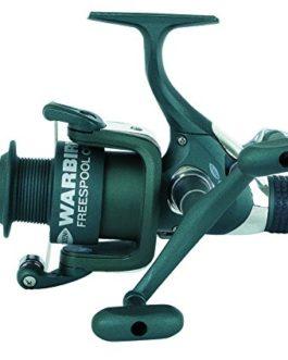 Fladen Warbird Freespool 40(5BB) Moulinet à bobine fixe avec 2bobines de rechange–pour pêche à la carpe et similaires [11-0240]
